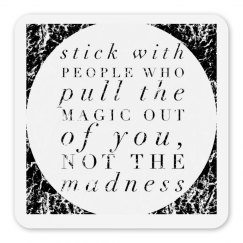 Stick with people magic out