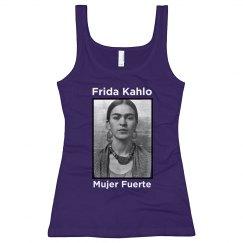 Frida Kahlo - Mujer Fuerte