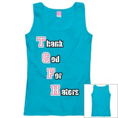 Thank God For Haters Tank