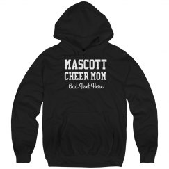 Custom Mascot Cheerleader Mom