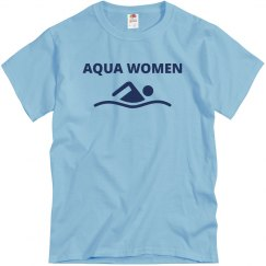 Aqua women