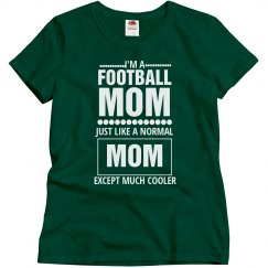 Cool Football Mom