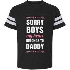 My Heart Belongs To Daddy Vday