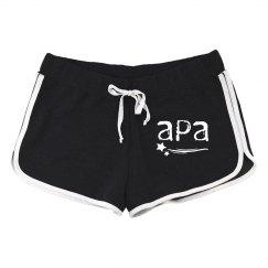 Ladies Shorts APA