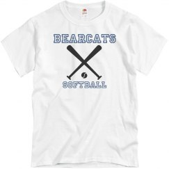 Softball Fan Tee