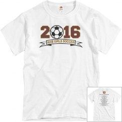 Team Spirit Shirt 2016
