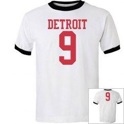 Detroit number 9