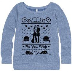 As You Wish Sweater