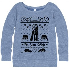As You Wish Sweater