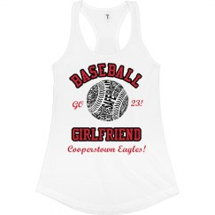Baseball Girlfriend Ball