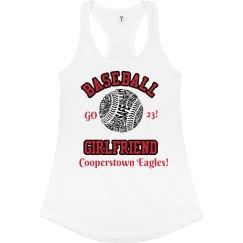 Baseball Girlfriend Ball