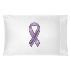 Lupus pillowcase