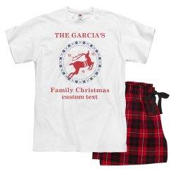 Family Christmas Matching Pajamas