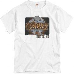 Ore Cart- Butte, MT