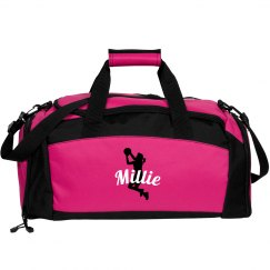 Millie basketball bag