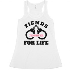 Fiends for Life Girl 1
