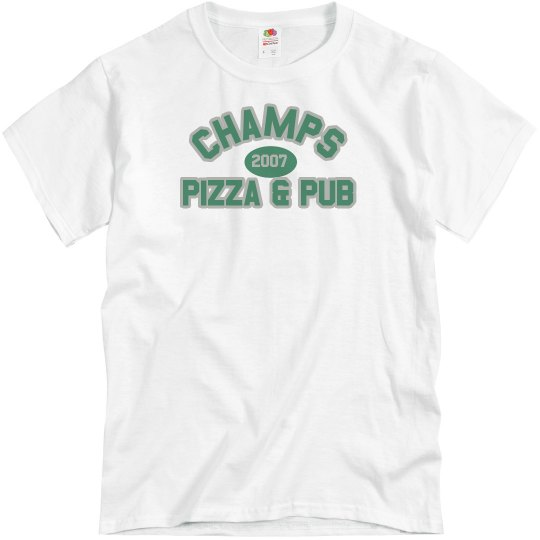 Champs 3 - Grey & Green