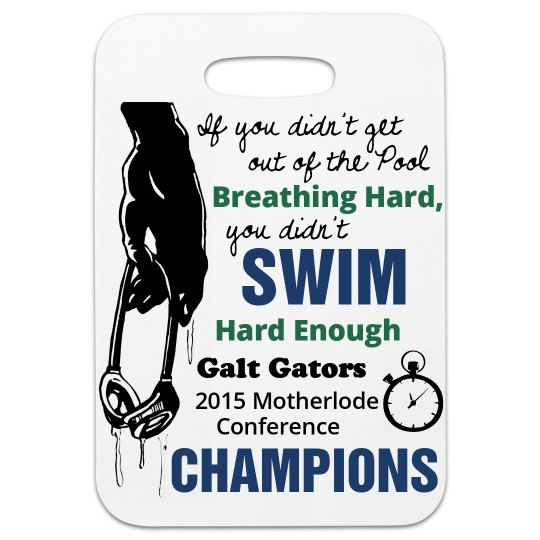 Champs Bag Tag