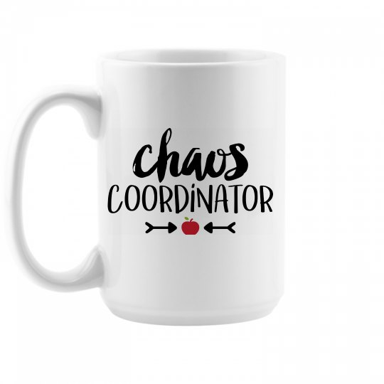 Chaos Coordinator Custom Teacher