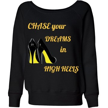 Chase your dreams HH2