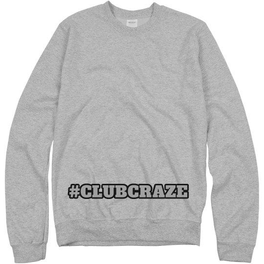 """Check Out My Sweater"" Crewneck Sweatshirt"