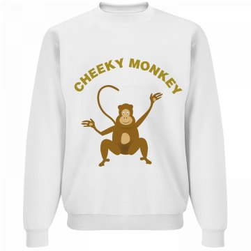 Cheeky Monkey Mens