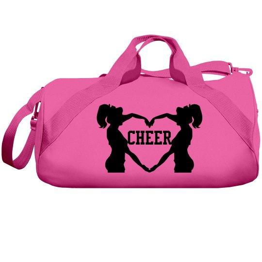Cheer Bag - Heart