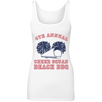 Cheer Beach BBQ