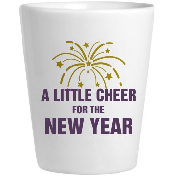 Cheer For The New Year