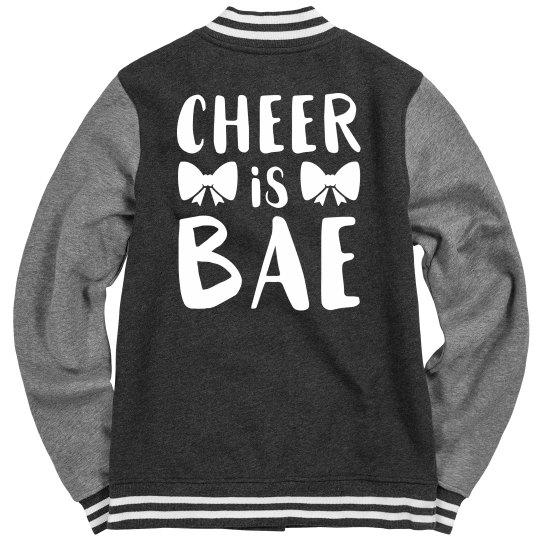 Cheer Is Bae Jacket