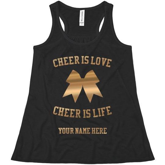 Cheer is Love Cheer is Life