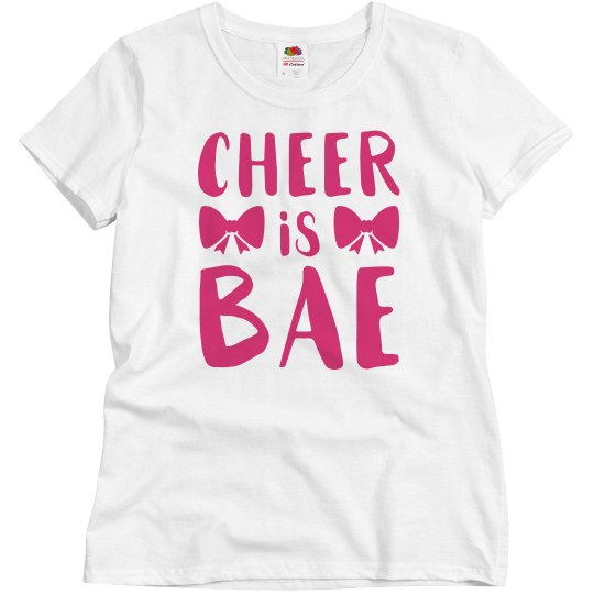 Cheer Is My Bae Shirt