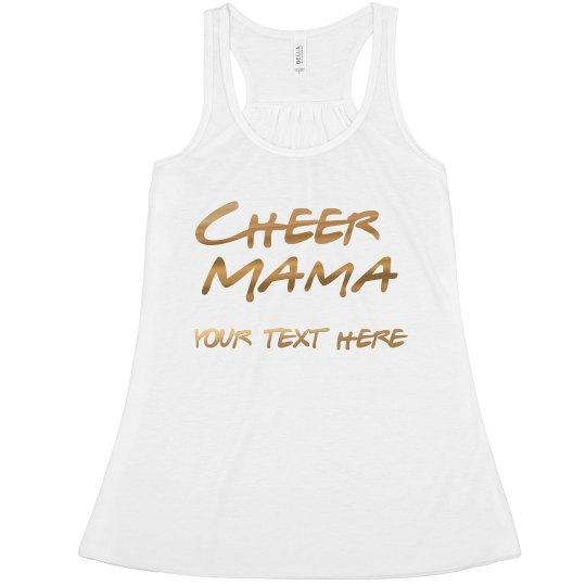 Cheer Mama Metaliic