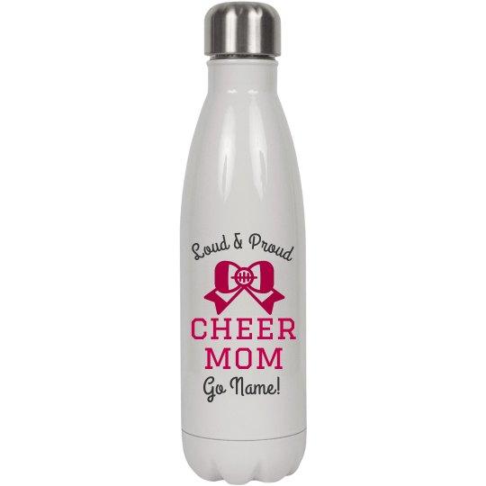 Cheer Mom Custom Designed Gift