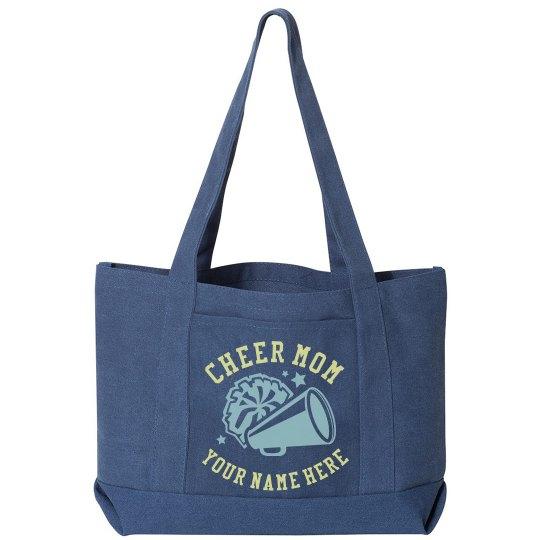 Cheer Mom Custom Tote