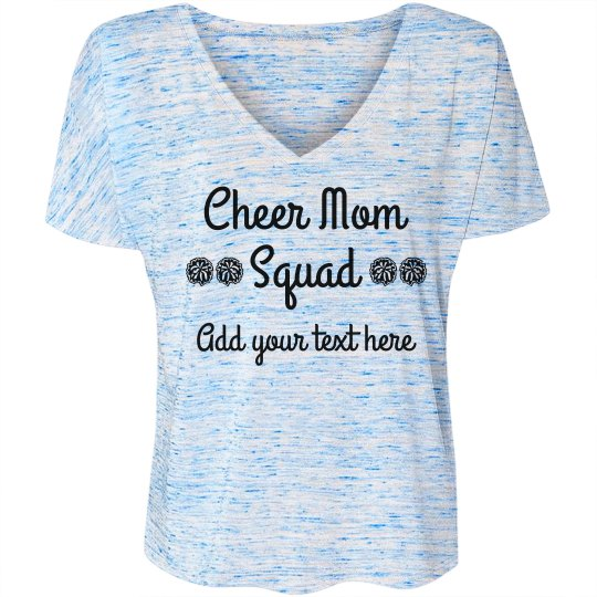 Cheer Mom Squad