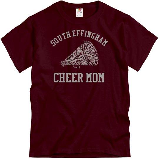 Cheer Mom Tshirt