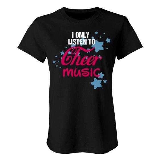 Cheer Music Forever