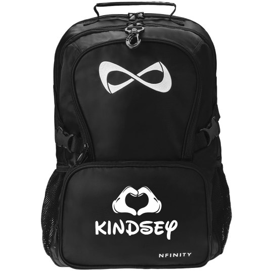 Cheer Nfinity Bag for Disney Competition Road Trips