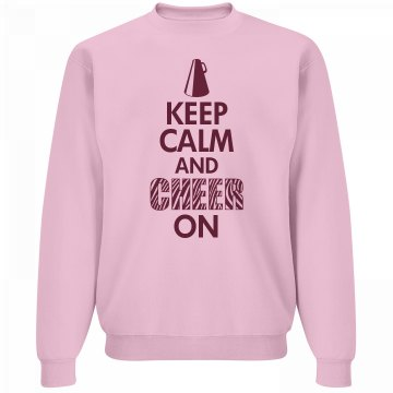Cheer On Crew Neck