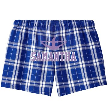 Cheer Pajama Shorts