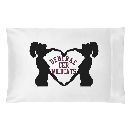 Cheer Pillowcase