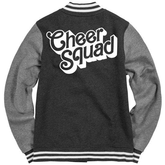 Cheer Squad Bomber Jacket