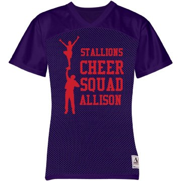 Cheer Squad Jersey