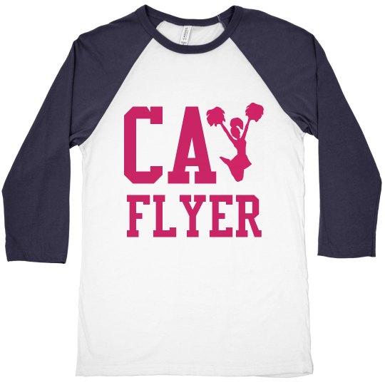 Cheer Team Flyer