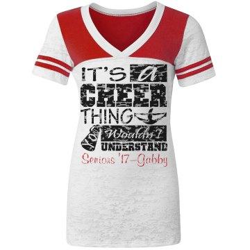Cheer Thing Seniors