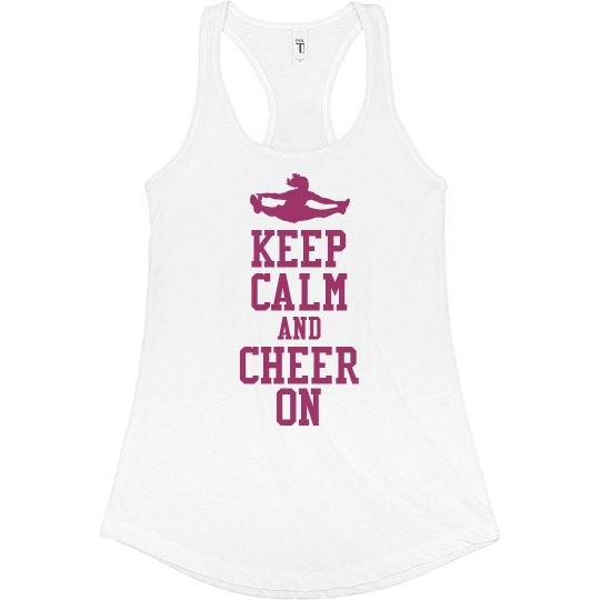 Cheer-Keep On