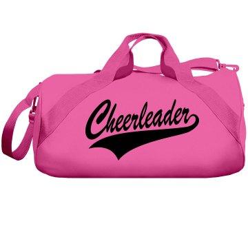Cheerleader - duffel bag