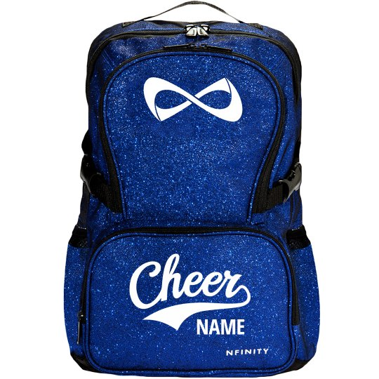 Cheerleader Competition Custom Bag