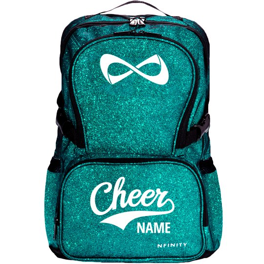 Cheerleader Competition Custom Name
